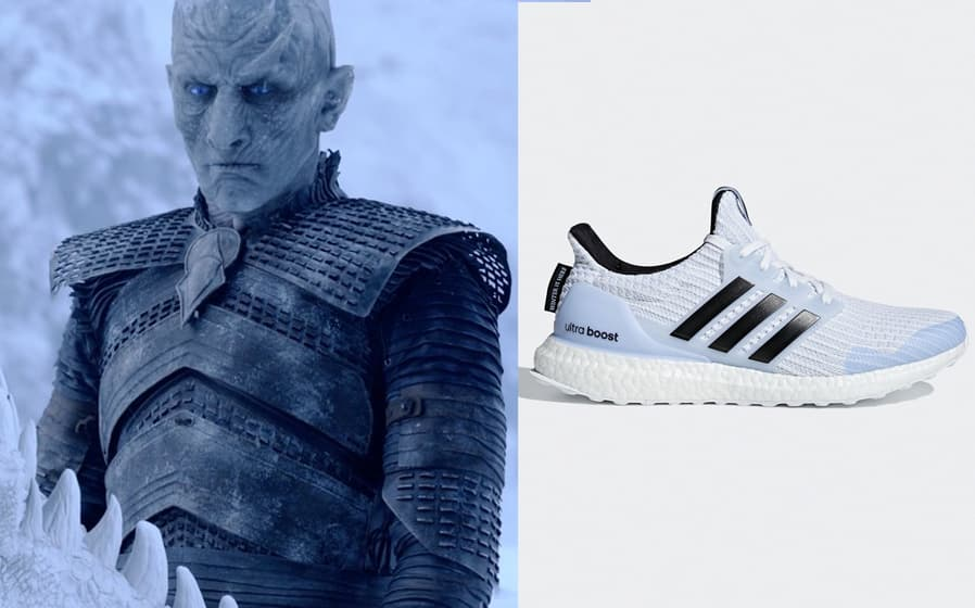 "Adidas Ultra Boost ""White Walker"""