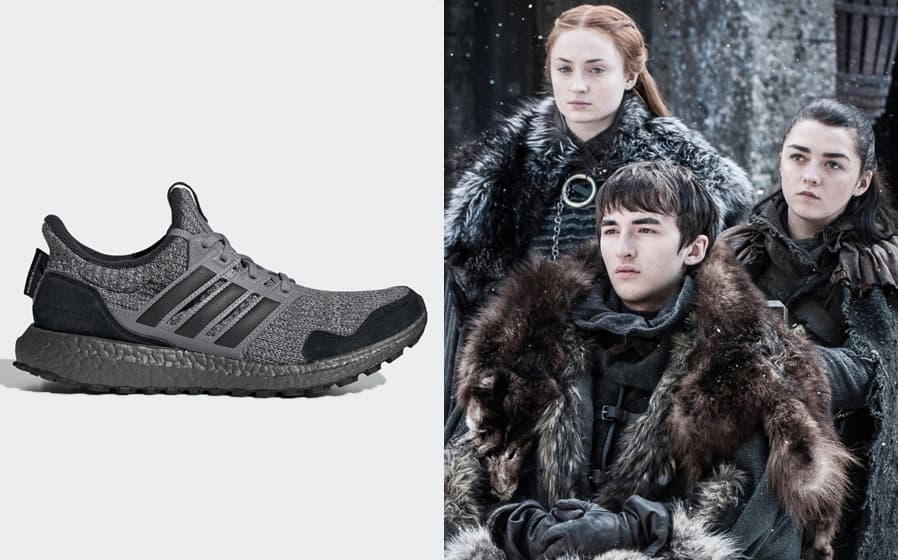 "Adidas Ultra Boost ""House Stark"""