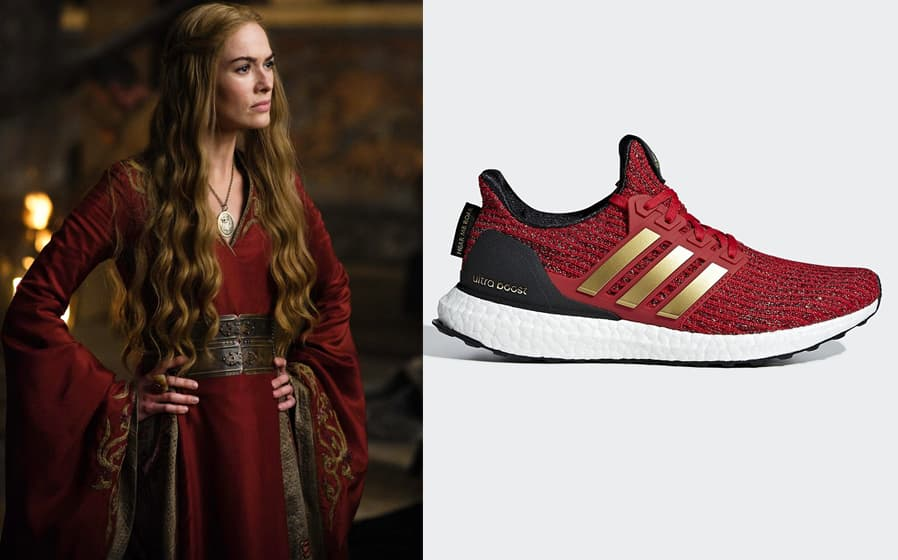 "Adidas Ultra Boost ""House Lannister"""