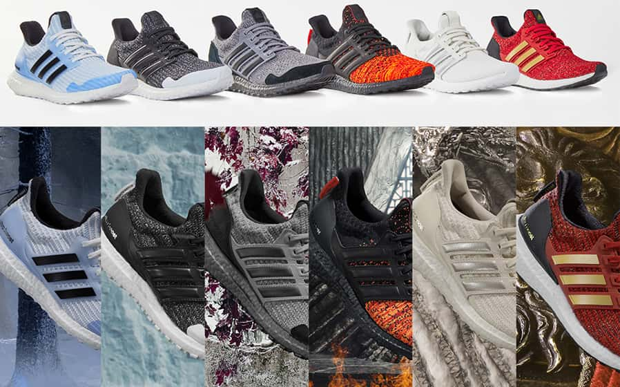 Маратонки Adidas Game of Thrones