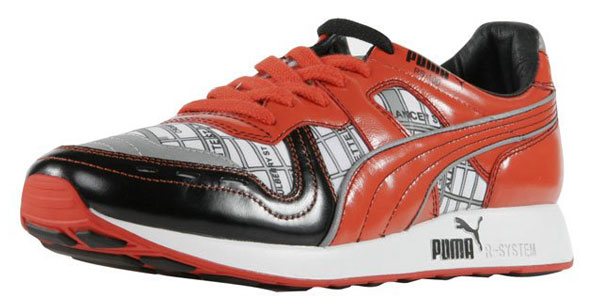Puma x True Crimes RS-100