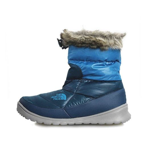 Дамски апрески The North Face Nuptse Bootie 4 blue