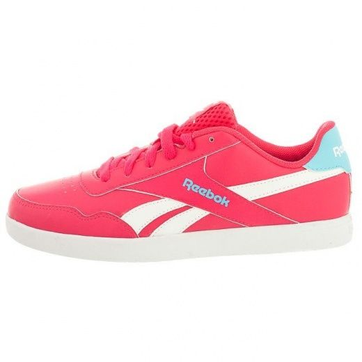 Дамски кецове Reebok Royal Effect coral