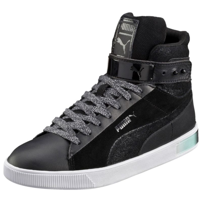 Puma PC Femme Matt and Shine black