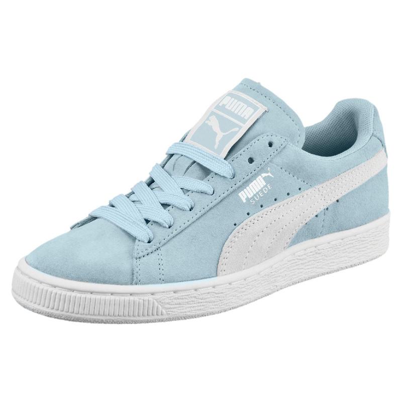 Puma Suede Classic light blue