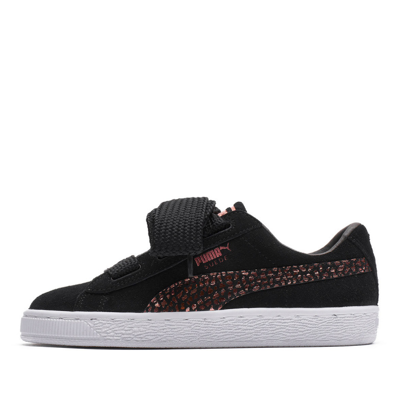 Puma Suede Heart Animal - damski kecove puma suede heart animal 366542 01 - Puma Suede Heart Animal
