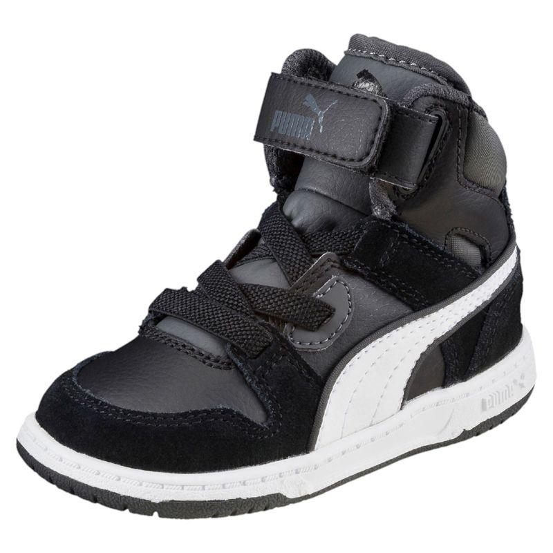 Puma Rebound Street Kids black