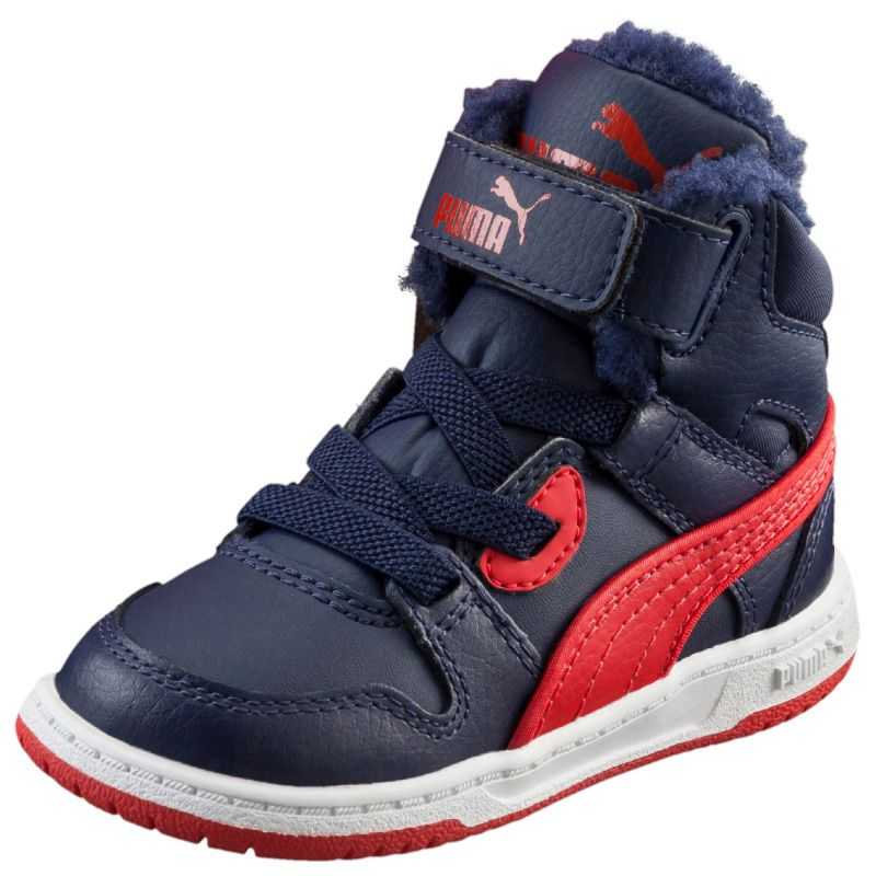 Puma Rebound Street Winter Kids