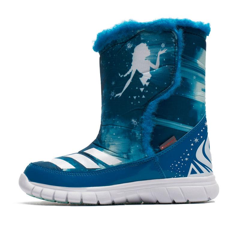 Adidas Disney Frozen Mid - detski botushi adidas disney frozen mid aq3653   Copy - Adidas Disney Frozen Mid