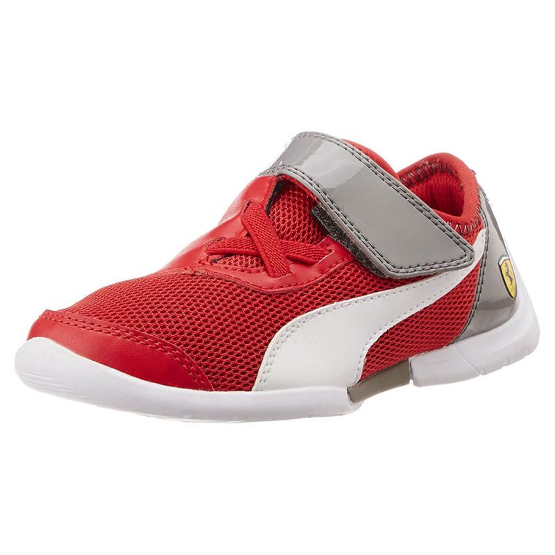 cd295defe5d Puma Ferrari Future Cat Evo Kids red Детски спортни обувки ...