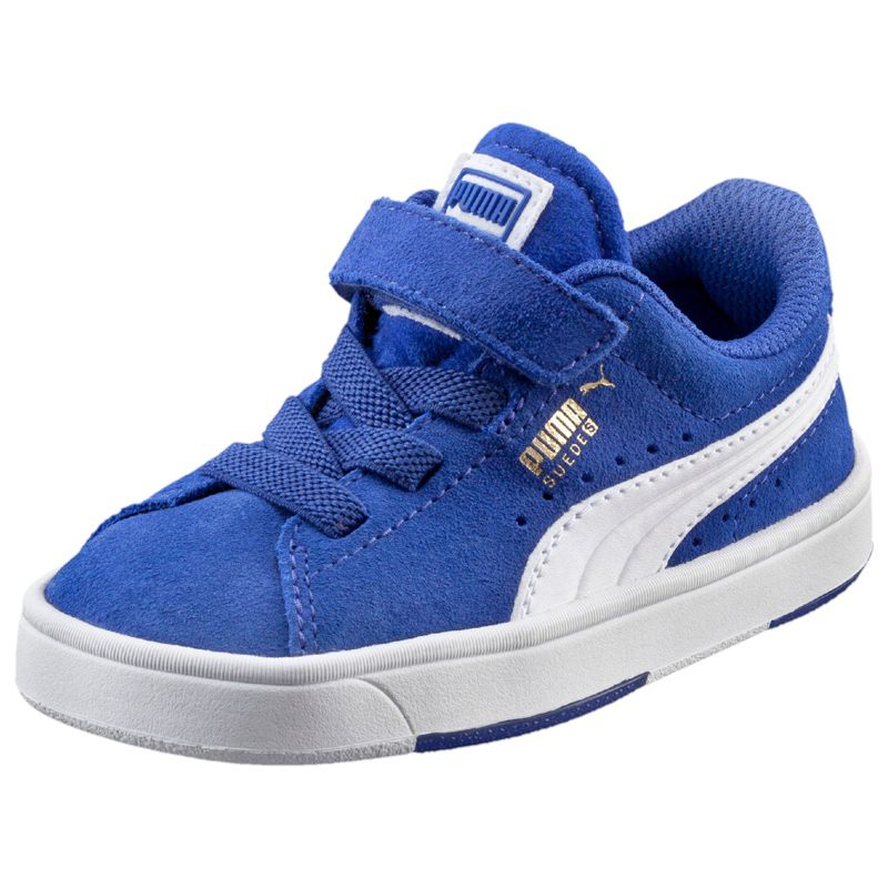 Puma Suede S V Kids blue