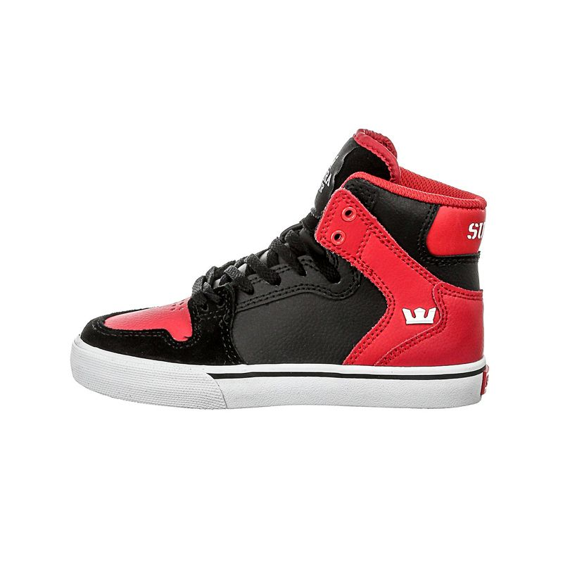 Supra Vaider black/red