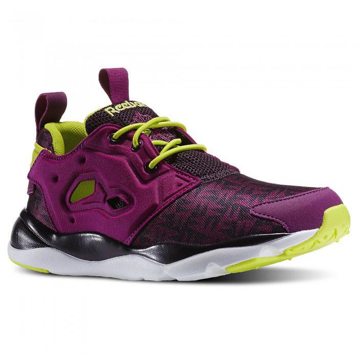 Reebok Furylite purple