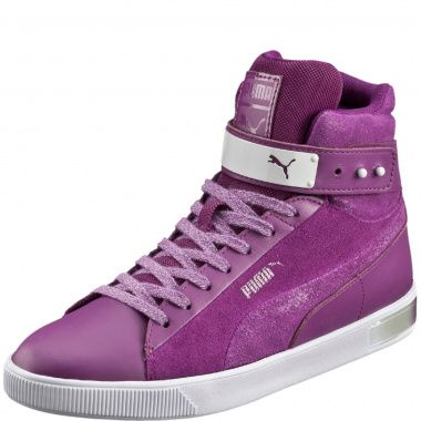 Puma PC Femme Matt and Shine purple