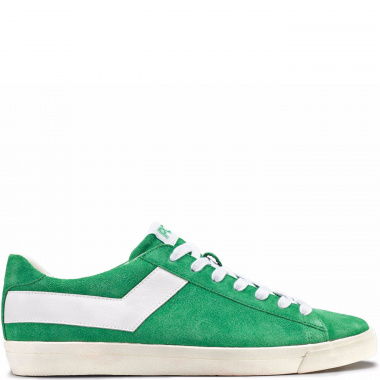 Pony Topstar Suede Ox green