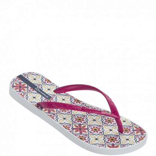 Ipanema Tropical 4 Fem white/pink