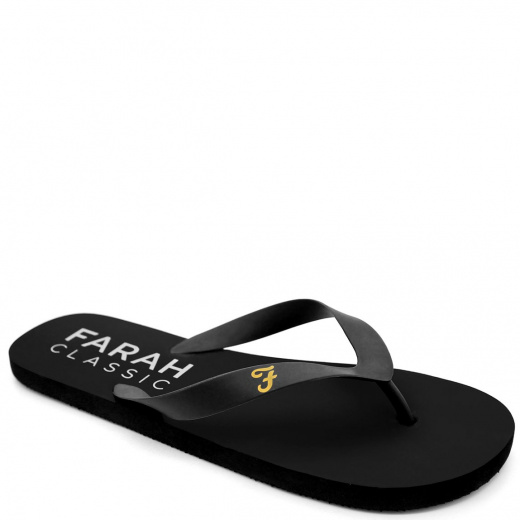 Farah Shore black
