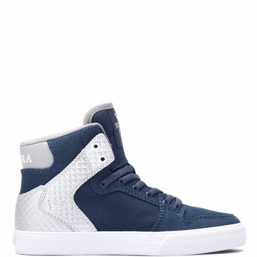 Supra Vaider Jr blue/white